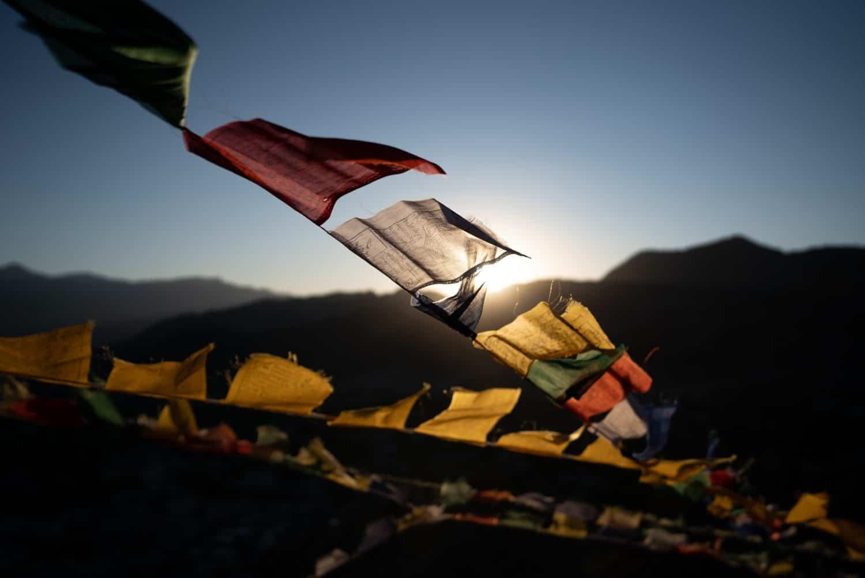 Abendstunden in Ladakh by Mount Inspire
