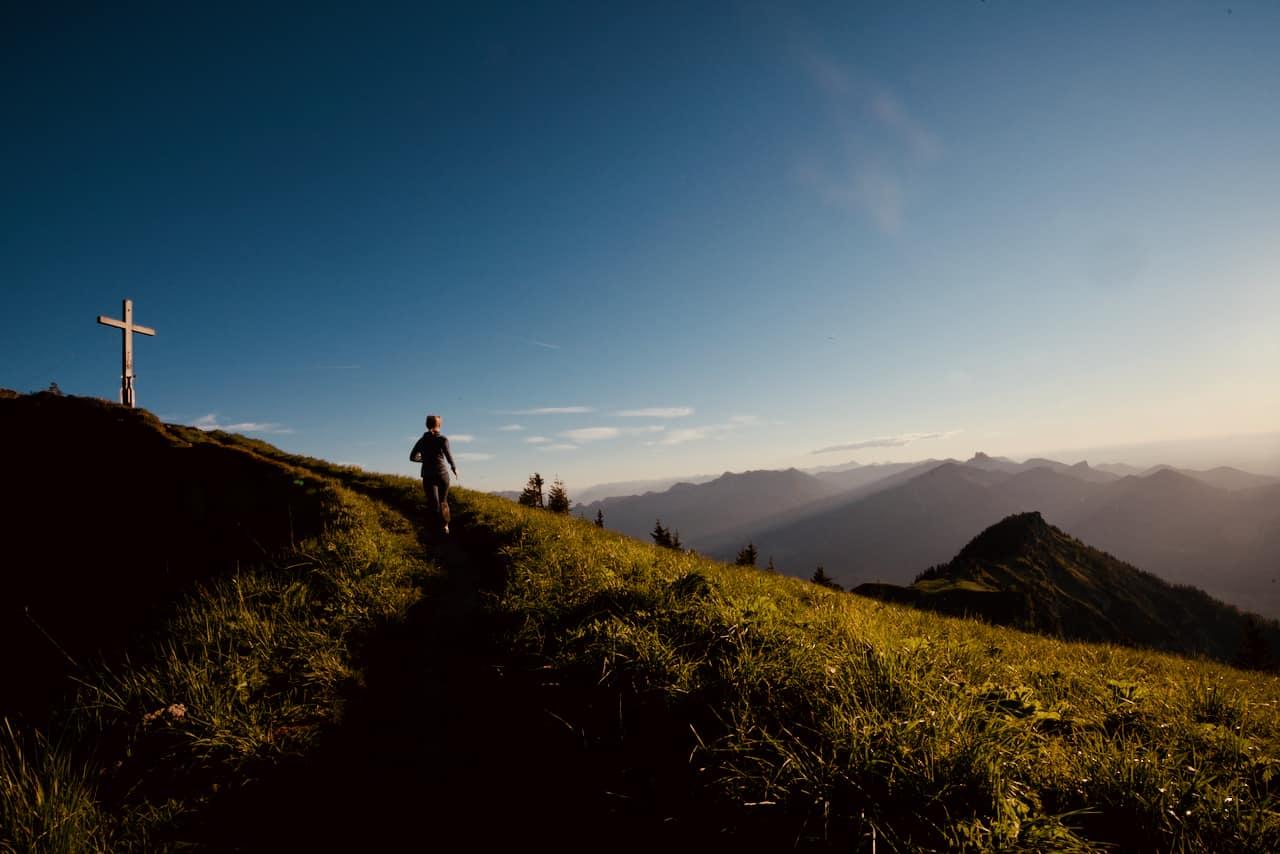 Micro Copy Kleine Schritte zum Erfolg: Micro Copy Texte; Trailrunning im Achental by Mount Inspire