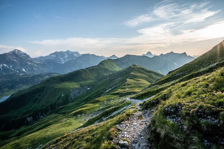Texte für Tourenbeschreibungen Mount Inspire Hannes heigenhauser