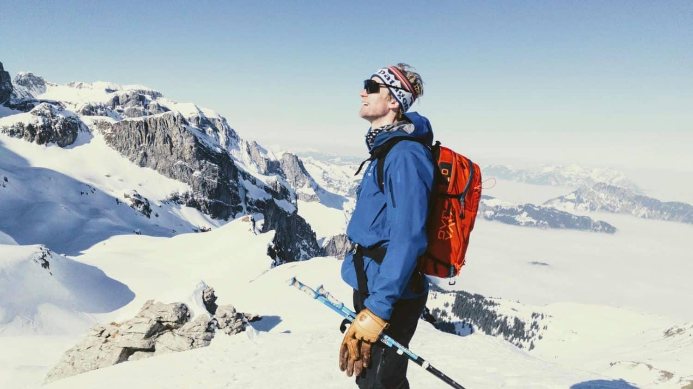 Claim Entwicklung - Mount Inspire Content Marketing by Hannes Heigenhauser