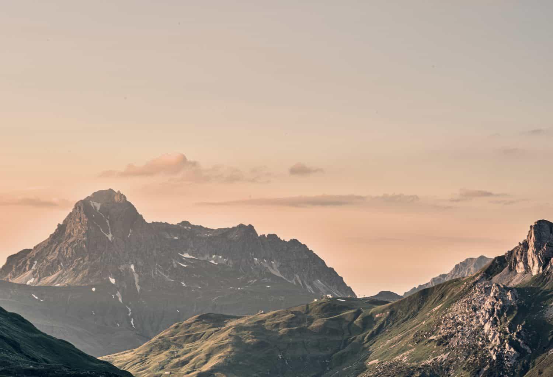 Widderstein im Sommer Mount Inspire Hannes Heigenhauser