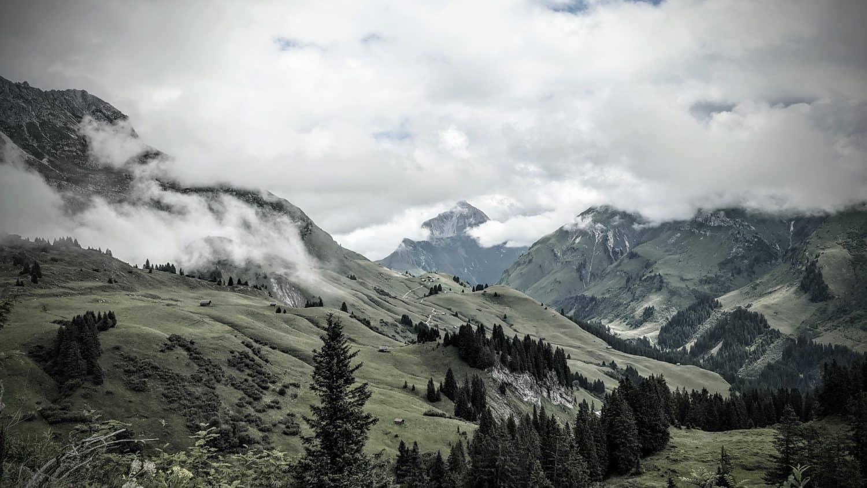 Mystische Stimmung am Bürstegg by Mount Inspire Hannes Heigenhauser