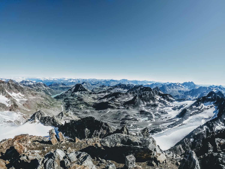 Gipfelglück am Piz Buin by Mount Inspire Hannes Heigenhauser